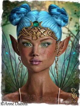 Goddess Elf