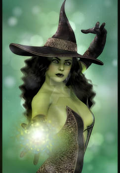 Witchy Lady