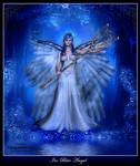 Ice Blue angel