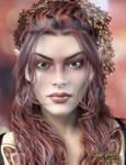 Portrait of Eira