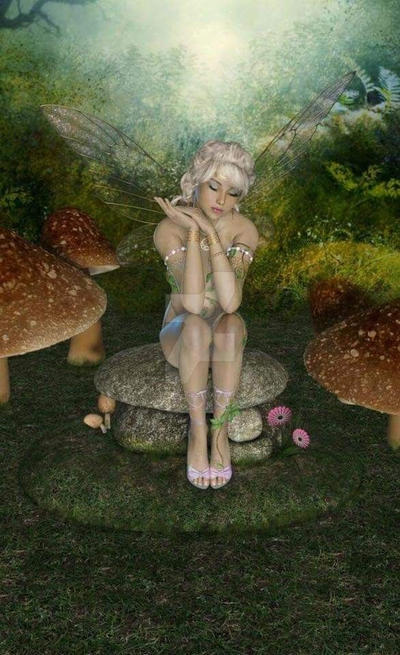 A Fairy in Thought