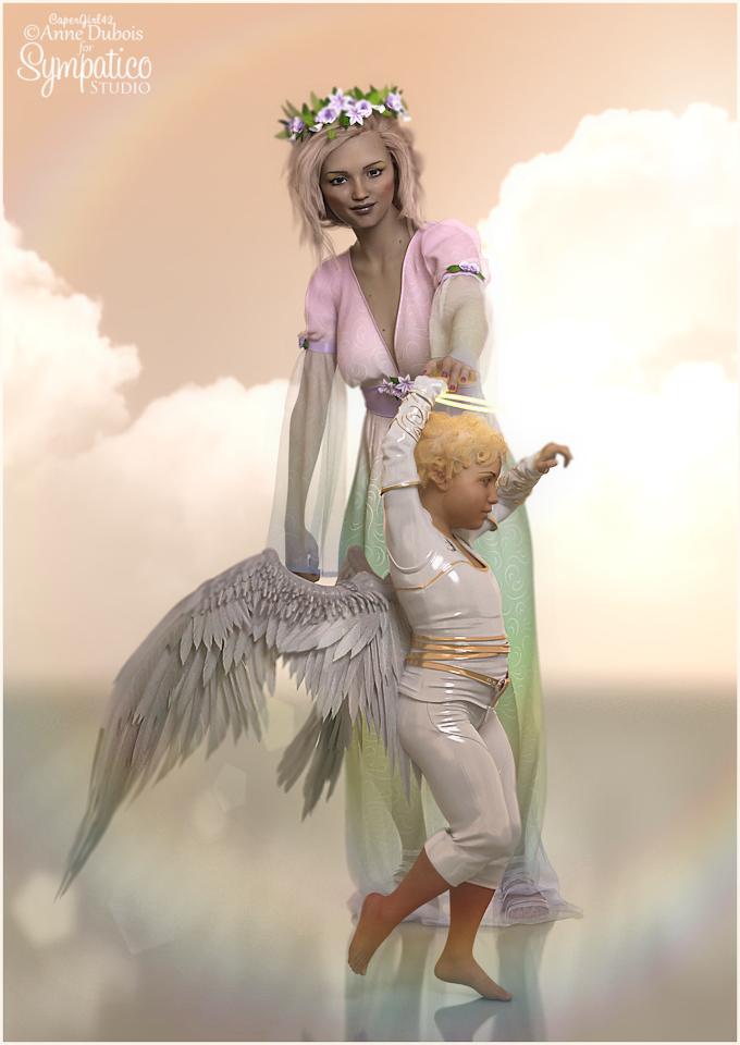 Her little Angel