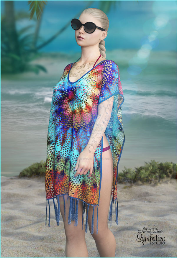 Beach Drape