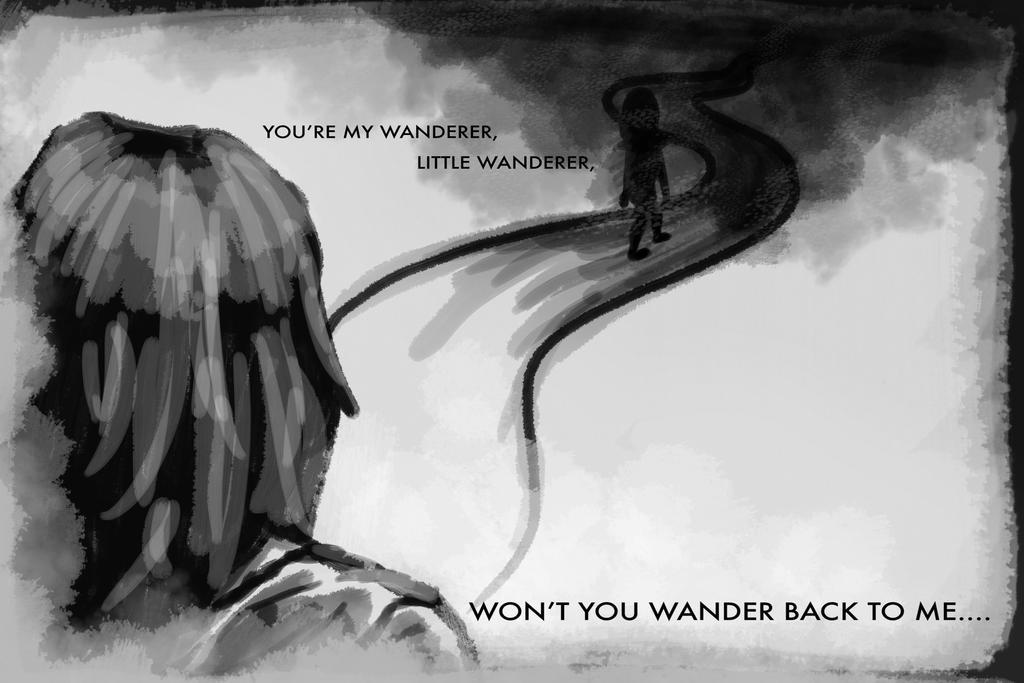 Little Wanderer by HBPen