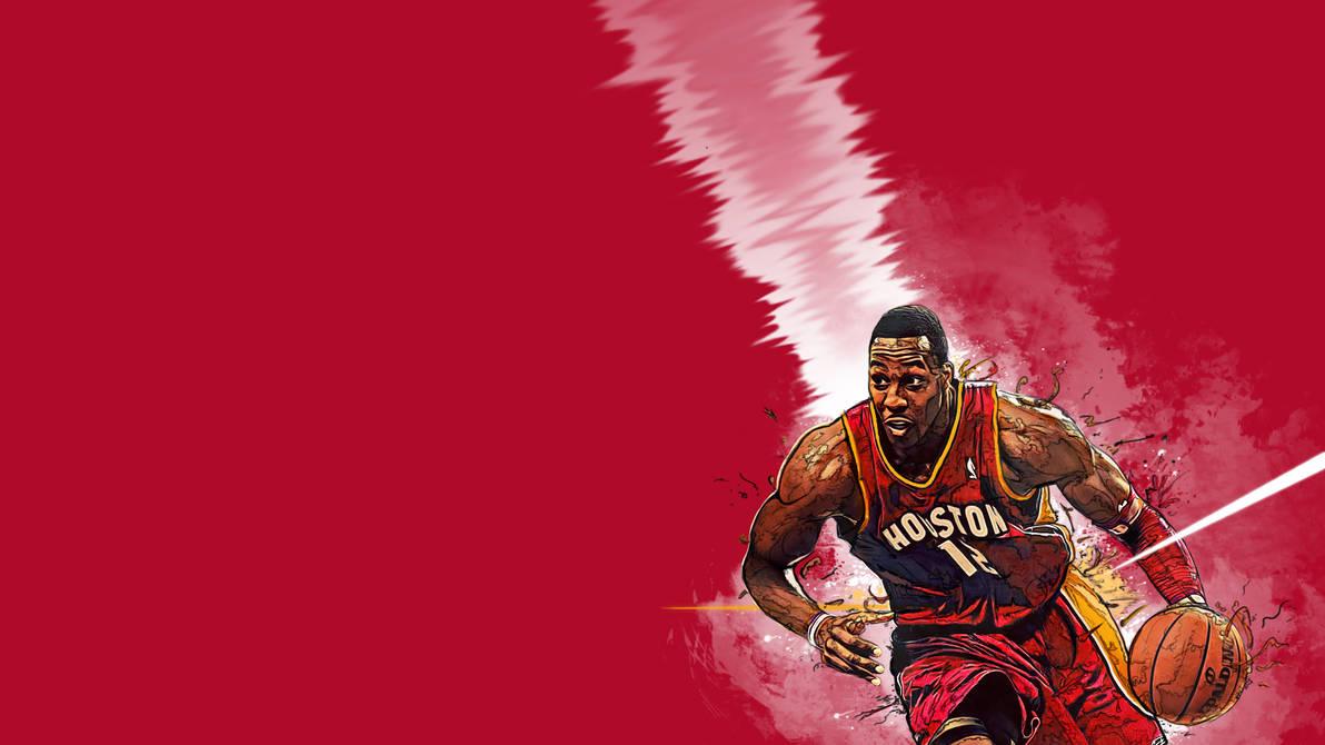 Dwight Howard Houston Rockets Wallpaper by nemac86 ...