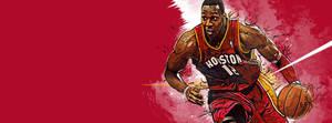 Dwight Howard Houston Rockets Facebook Cover