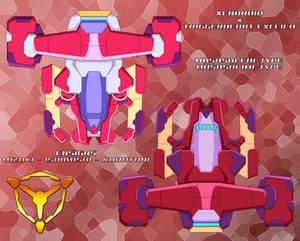 Xenoraid x Exelica - Musashi FAI and IMI Types