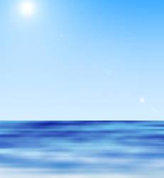 FFTU - Calm Water by SturmvogelPrime