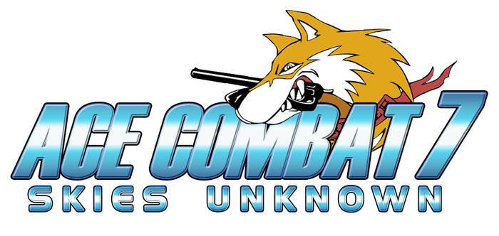 Ace Combat 7 Logo - HISHB