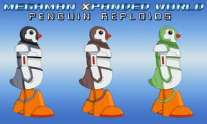 Megaman Xpanded - Penguin Reploids
