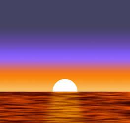 FFTU - Ocean Sunrise