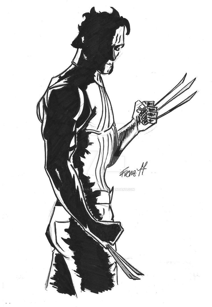Logan (complete) by FranzArt0789