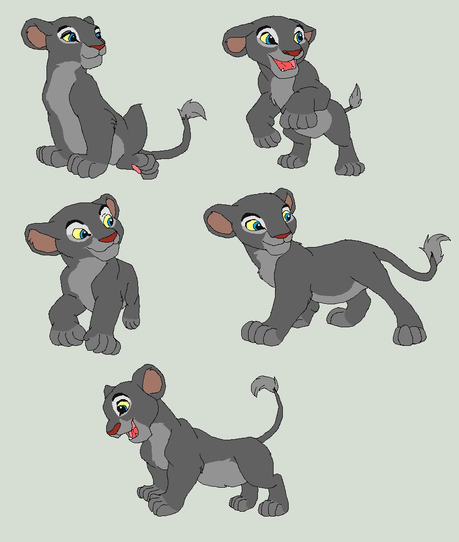 Female Cub Bases 4 By AnarsAdoptionAgency On DeviantArt
