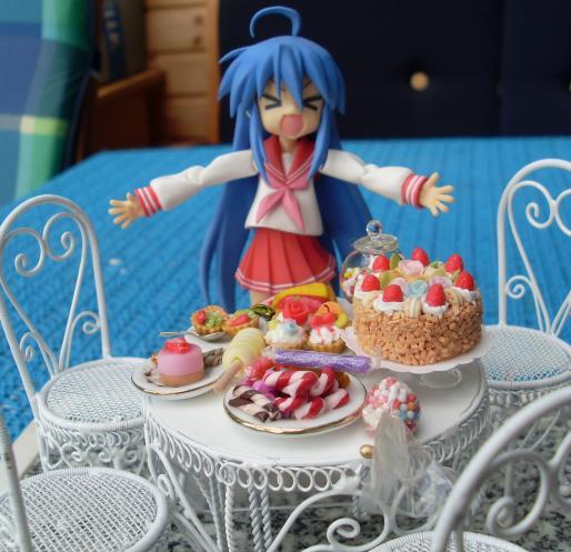 Kona-chans Party by Mako-chan89