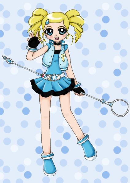 Rolling Bubbles by Mako-chan89