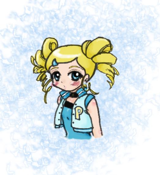 Miyako- Bubbles by Mako-chan89