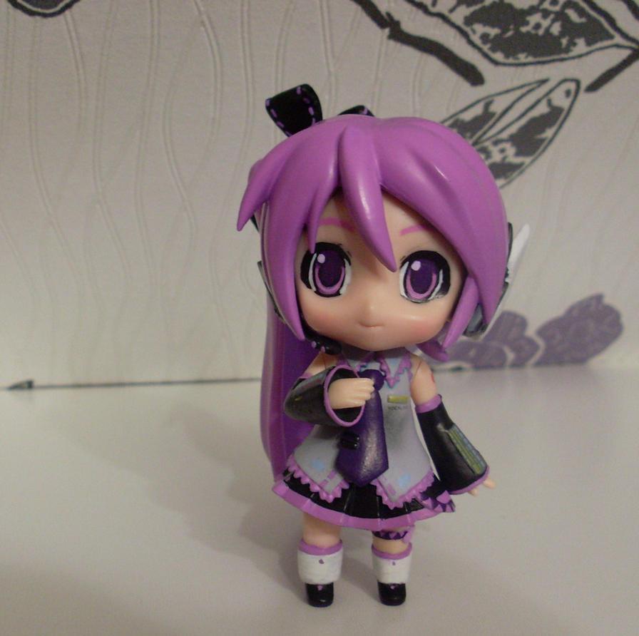 Hiiragi Fuyu Nendoroid by Mako-chan89