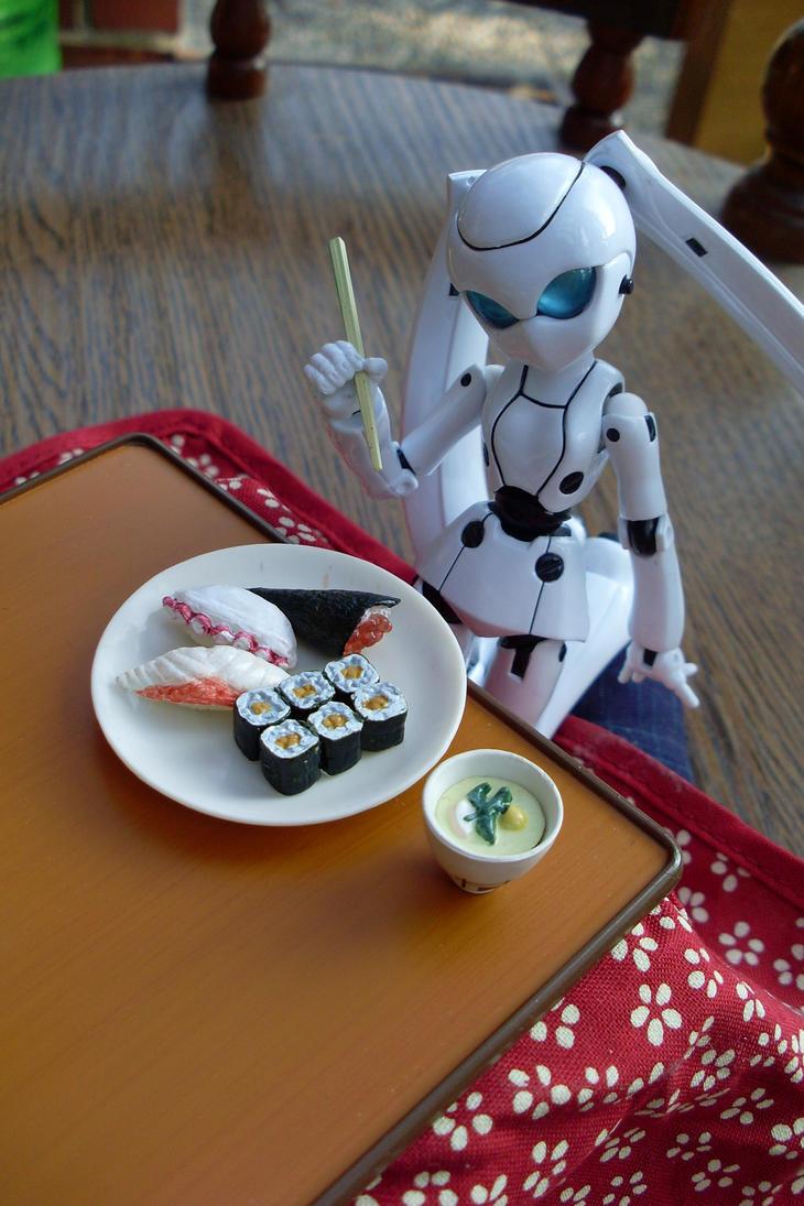 sushi by Mako-chan89