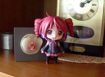 Nendoroid Kasane Teto by Mako-chan89