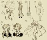 Fata sketches
