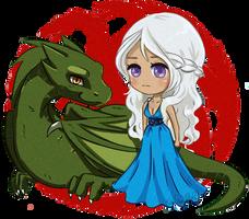 Daenerys by VanillaPuddings