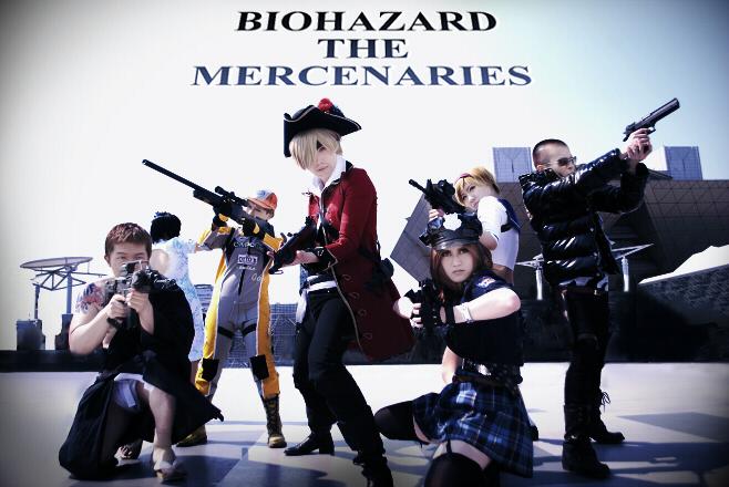 Resident Evil 6 Ex Costume By Souu0419 On Deviantart