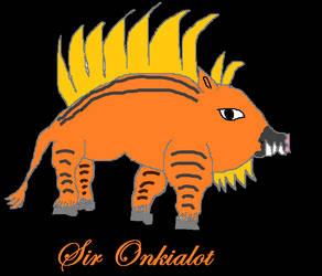 Sir Oinksalot by Toef