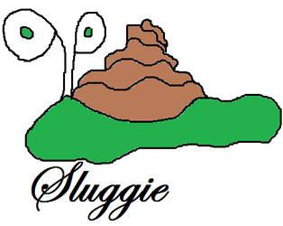 Sluggie by Toef