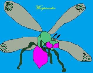 Waspinator by Toef