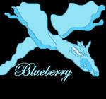 Blueberry by Toef