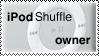 iPod Shuffle stamp by amairgen