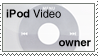 iPod Video Stamp by amairgen