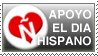 Stamp del Dia Hispano by amairgen