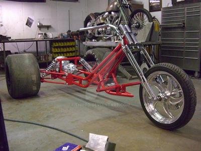 Trike Frame 1 By Shippd On Deviantart