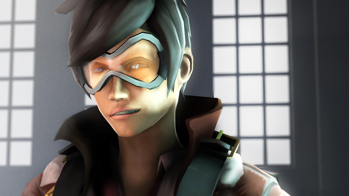 Tracer Femscout by Yhrite
