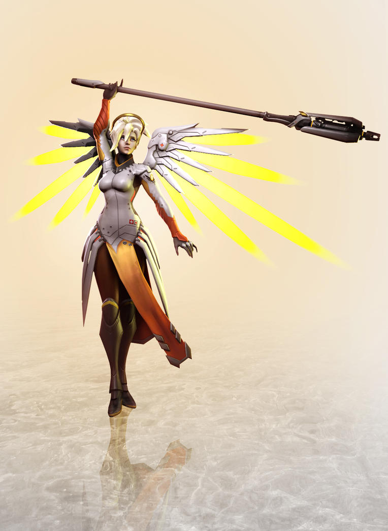 White Mage Mercy by Yhrite