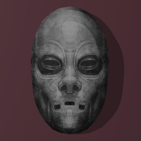 Death Eater Mask 8 by Tektonten