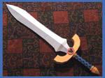 KH2 Dream Sword Papercraft