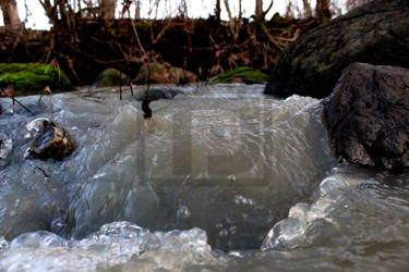 Running Water by TJs-Photographs