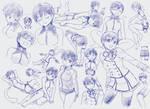 KAIKO sketches