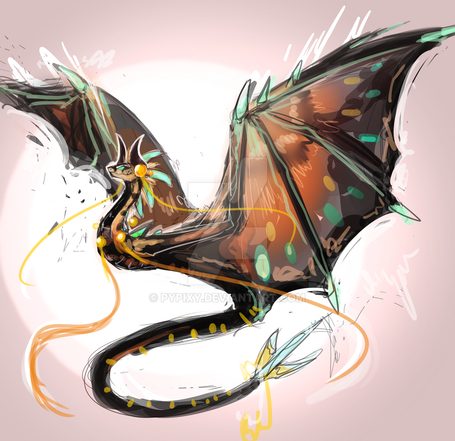 Electric Amphithere By Pypixy On DeviantArt