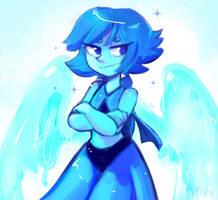 Ko-Fi Reward: Lapis by Pypixy