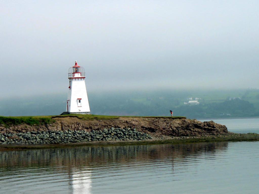 Dalhousie, NB Canada - Lighthouse 3 by echo911x