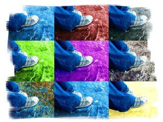 You've got nice shoes... by kurdt-me