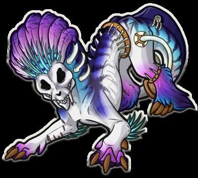 ID Commission for Drerika by Kodoku-no-Mirai