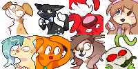 The Derp Icon Project 3  by Milkii-Ways