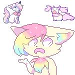 dumb pixels by Milkii-Ways