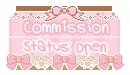 +[F2U] Commission: open+