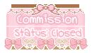 +[F2U] Commission: closed+ by Hunibi