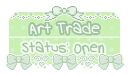 +[F2U] Art Trade: open+ by Hunibi